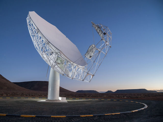 Square Kilometre Array Telescope