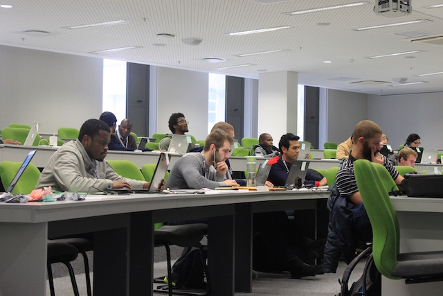 Software Carpentry Workshop at UCT